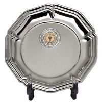 Tudor Rose4 Salver</br>T045A